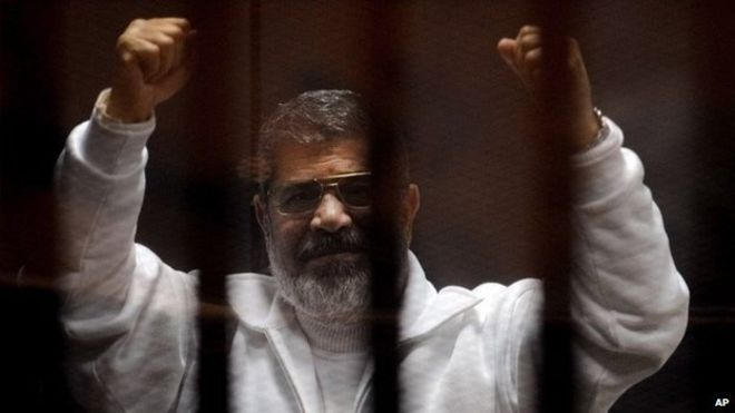 UN Experts Link Morsi's Death to State-Sanctioned Arbitrary Killing