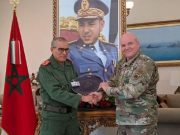 US-Moroccan Military Officials Meet to Plan 'African Lion' 2020