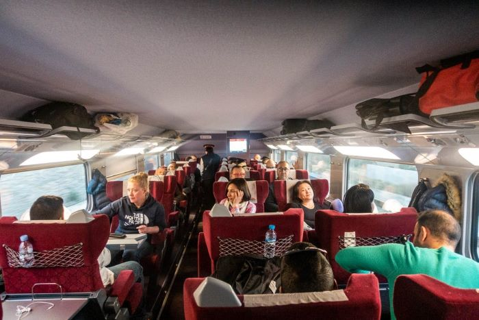 Morocco's High-Speed Train on Track for 3 Million Passengers in 2019