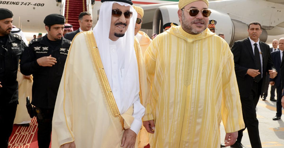 King Mohammed VI Congratulates King Salman on 5 Years of Rule