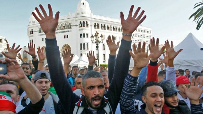 'New Revolution:' Algeria Calls for New Generation of Politics