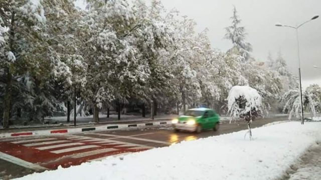 Morocco Forecasts 3-Day Cold Wave, Snowfall