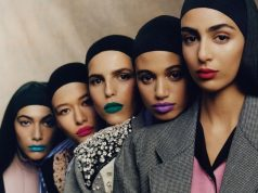 "Moroccan Models Grace Vogue Arabia Cover: ""Arab Girls Rock!"""