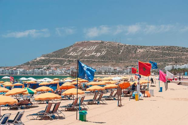4 Million Tourists Visited Agadir in 2019's First 10 Months