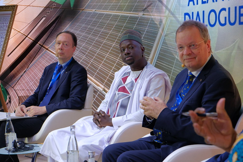 Marrakech's 'Atlantic Dialogues' Discuss World's Burning Issues