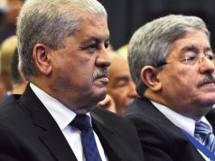 Algeria Sentences Former PM Ouyahia to 15 Years in Prison