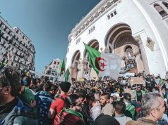 Algerians Boycott Vote, Clash With Police During Protests