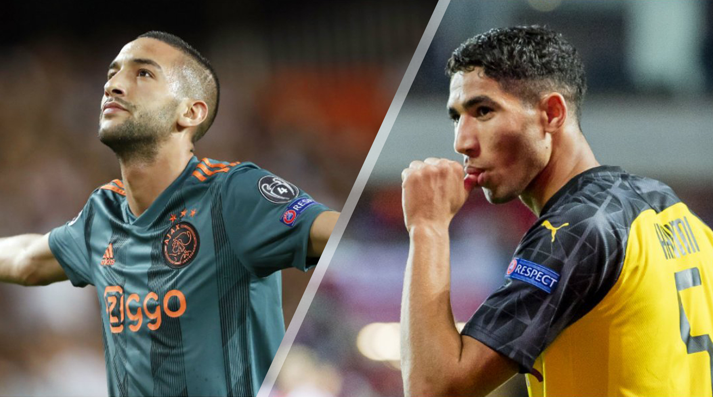 CAF Awards 2019 Shortlist Names Two Moroccan Football Players