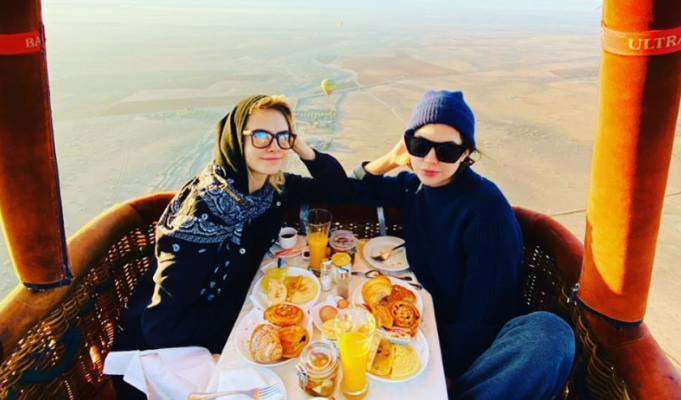 Cara Delevingne Throws Birthday in Morocco for Girlfriend Ashley Benson