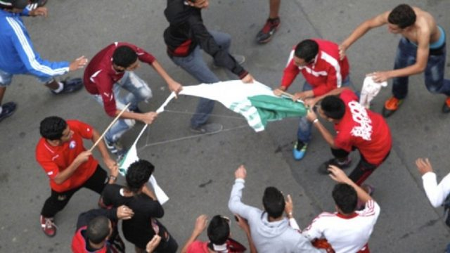 Casablanca Police Arrest Raja, Wydad Football Fans for Injuring Officers