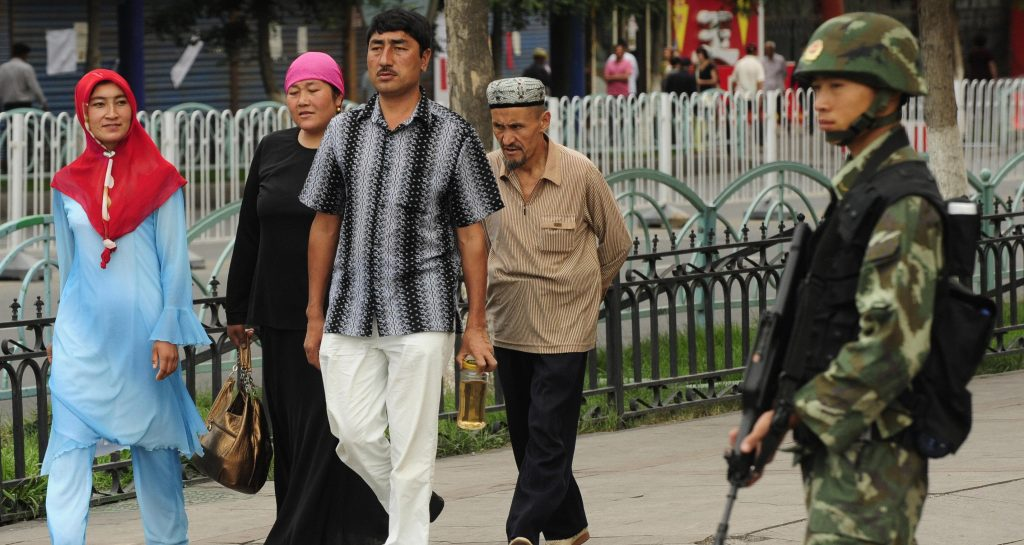 China Faces Widespread Backlash Over Repression of Uighur Muslims