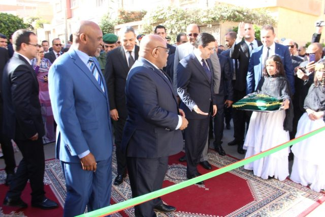 Comoros opens Consulate General in Morocco's Laayoune