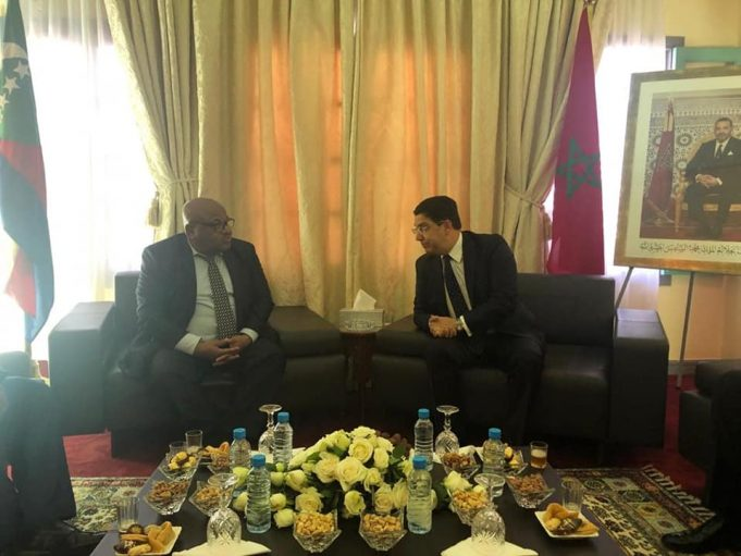 Comoros to Open Embassy in Morocco in 2020