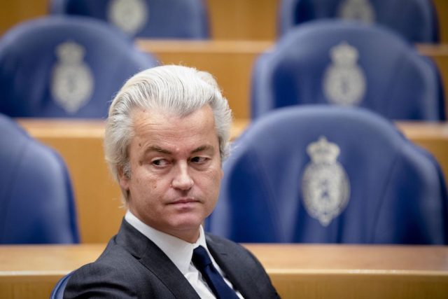 Dutch MP Geert Wilders Ridicules Islam with Prophet Caricature Contest
