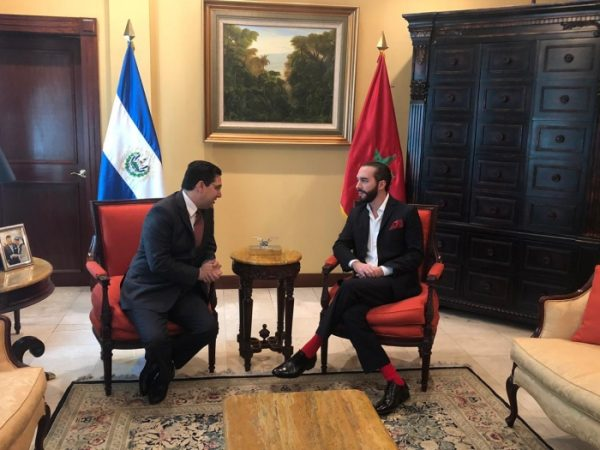 El Salvador Renews Support for Morocco's Position on Western Sahara