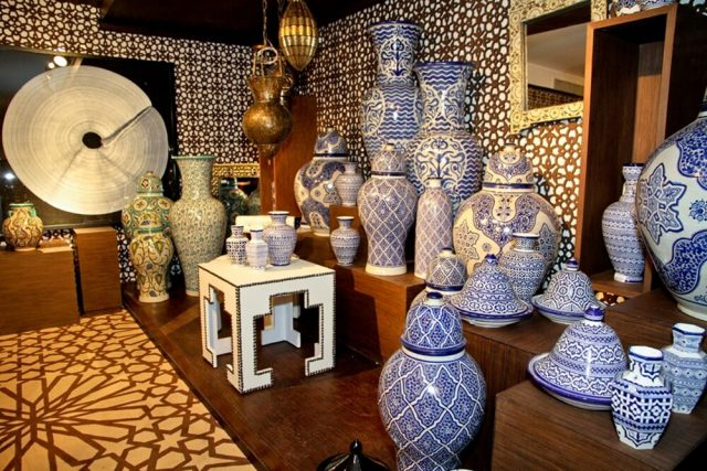 Fez to Host 1st National Pottery and Handcrafted Zellij on December 20