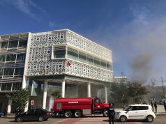 Fire at Brand New Shopping Mall in Rabat Kills Security Guard