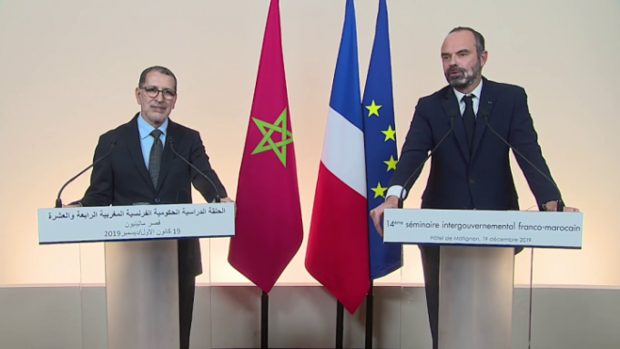 France Reiterates Support for Morocco's Autonomy Plan
