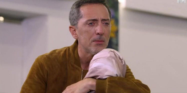 Video: Gad Elmaleh in Tears After Meeting with Moroccan Babysitter
