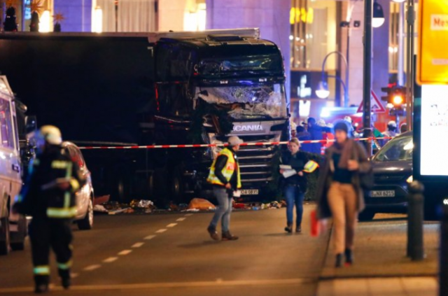 Germany Received Warning from Morocco Before 2016 Berlin Attack