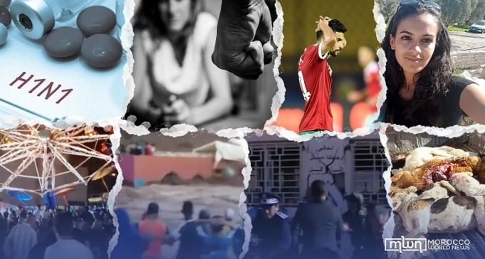 H1N1, Floods, Earthquakes 2019's Top Heartbreaking Moments in Morocco