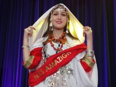 Hajar Mrabet from Tafraoute Wins Miss Amazigh 2019