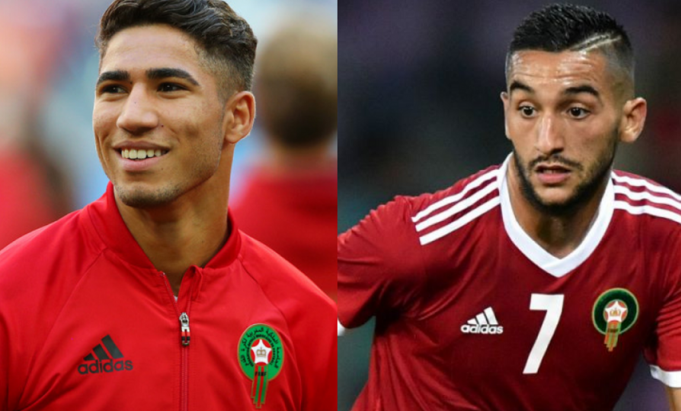 Hakimi, Ziyech Among Best Players Making FF'S 2019 African 'Ideal' Lineup