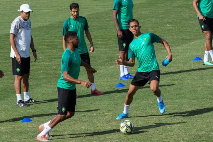 Houcine Ammouta Calls Up 24 Local Players to Prepare for CHAN 2020