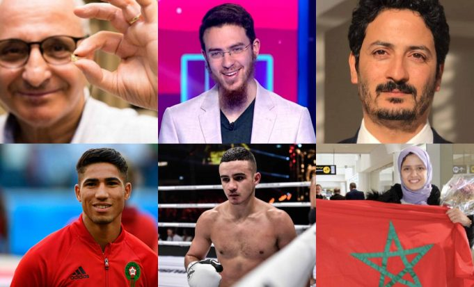 Inventors, Kickboxers, and Life Savers The Very Best of Morocco 2019