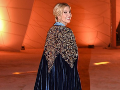 Ivanka Trump Wraps Up in Style with Traditional Moroccan Cape in Doha