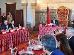 King Mohammed VI Chairs Council of Ministers in Rabat