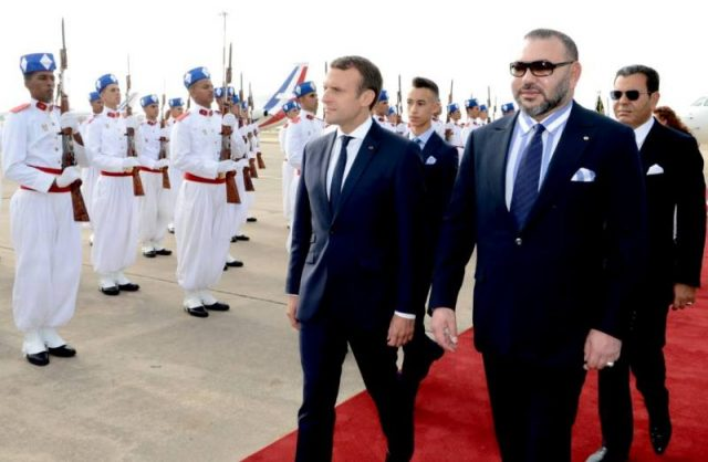 Emmanuel Macron to Visit Morocco on February 12 Next Year