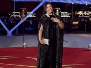 Marrakech Film Festival Honors Moroccan Actress Mouna Fettou
