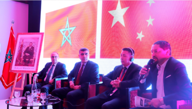 Moroccan, Chinese Investors Discuss Business Options in Western Sahara