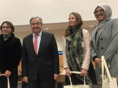 Moroccan Diplomat Wins UN International Human Rights Competition