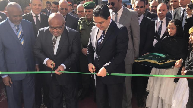 African Consulates in Morocco's Dakhla, Laayoune