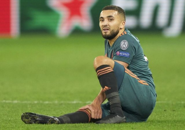 Moroccan Football Player Zakaria Labyad Ends Season Due to Injury