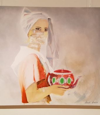 moroccan artist painting