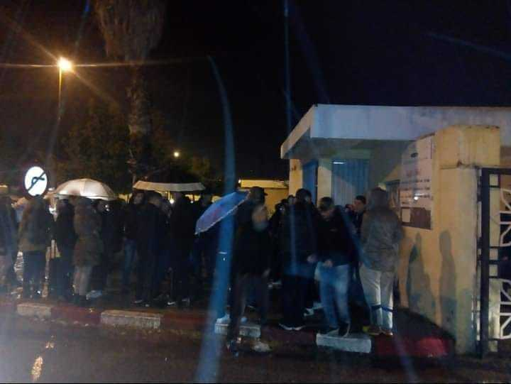 Moroccans Rally to Donate Blood for Taza Bus Crash Survivors