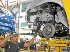 Morocco Leads Car Production in Africa with 400,000 Vehicles in 2018