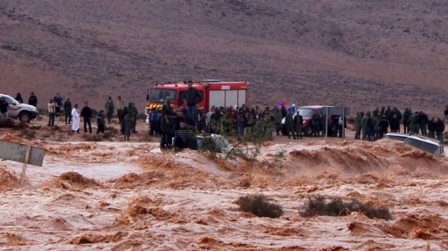 Morocco Ranks at Bottom of Global Climate Risk Index