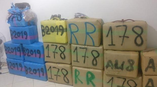Police Seize 555 Kgs of Cannabis Resin in Eastern Morocco