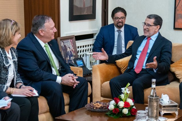 Morocco, US Discuss Prospects for Developing Trade, Promoting Investment