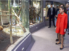 Princess Lalla Khadija Chairs Inauguration of Vivarium at Rabat's Zoological Park