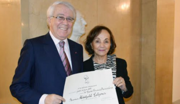 Secretary of the Academy of Morocco Wins Francophone Grand Prix