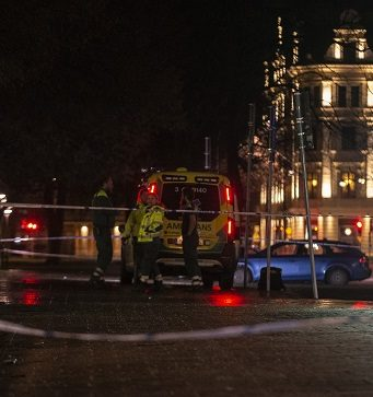 Shooting-Near-Nightclub-in-Sweden-Kills-Two