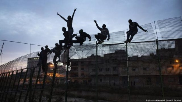 Spain Modernizes Security Fences at Ceuta, Melilla Borders