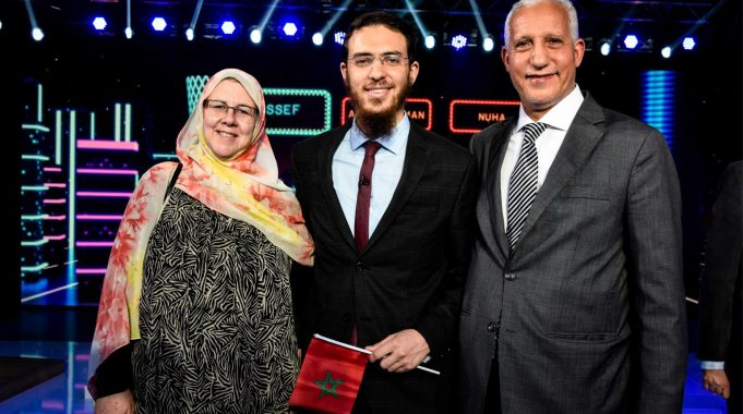 The Journey of an Average Student to Become the Best Arab Inventor