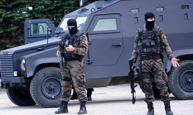 Turkey Intercepts Moroccan ISIS-Linked Suspect