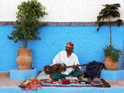 UNESCO Lists Moroccan Gnawa as Intangible Cultural Heritage of Humanity